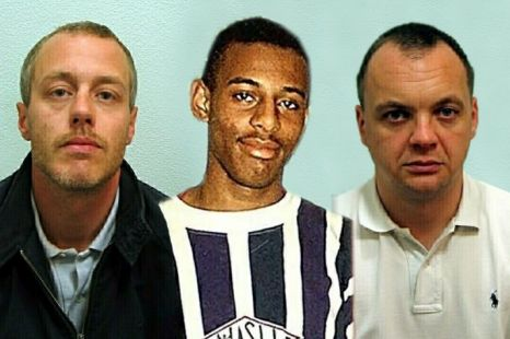 David Norris, Stephen Lawrence and Gary Dobson