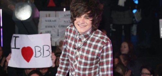 Frankie Cocozza celebrity big brother