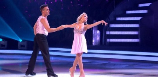 jorgie porter, dancing on ice, hot, skinny love, hollyoaks