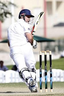 England captain Andrew Strauss