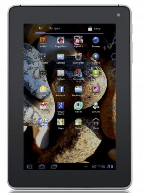Orange launches Tahiti Android tablet in the UK | Metro News