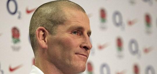 Stuart Lancaster, England interim Head Coach