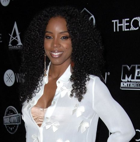 Kelly Rowland made her X Factor debut in 2011, taking Amelia Lily to the final (Picture: Splashnews.com)