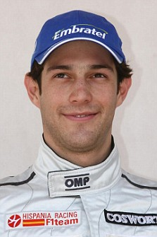 Williams have confirmed Bruno Senna appointment