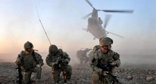 British soldiers Afghanistan