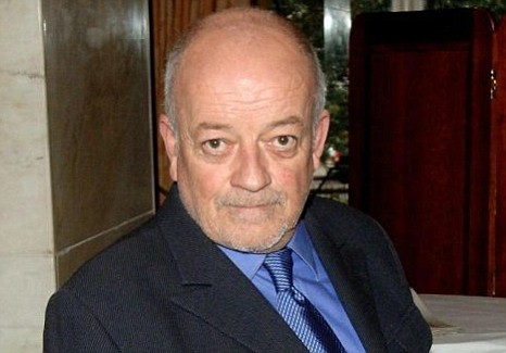 Denise Welch's husband Tim Healy