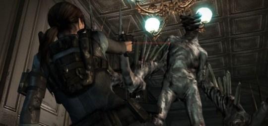 Resident Evil: Revelations (3DS) - B.O.W. to the inevitable