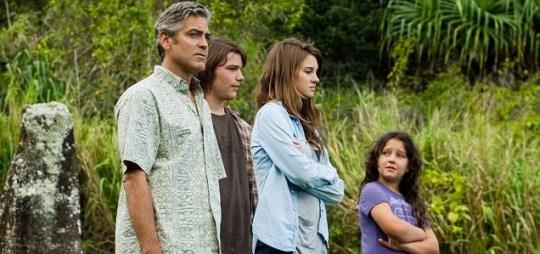 George Clooney, The Descendants