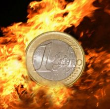 Sixty-eight per cent of people surveyed by Metro think the Euro will collapse
