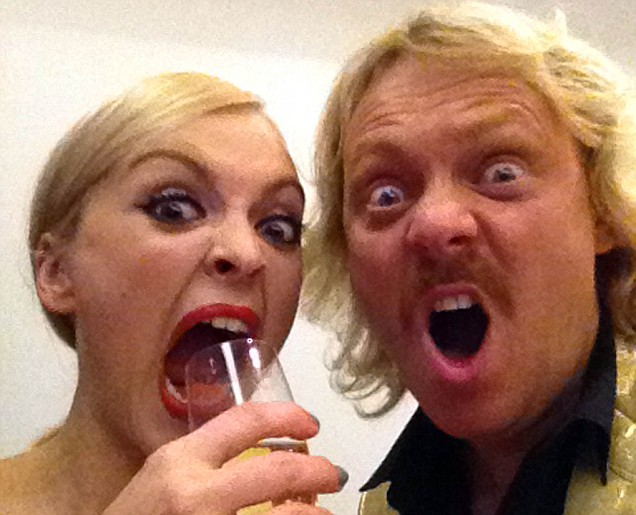 Fearne Cotton, Keith Lemon