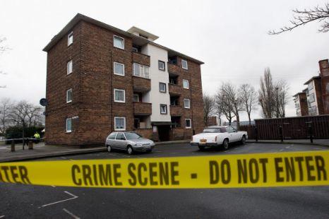 Wellington Street in Stockport John Grainger decapitated body headless corpse