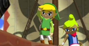 The Legend Of Zelda: The Wind Waker - dragging it out