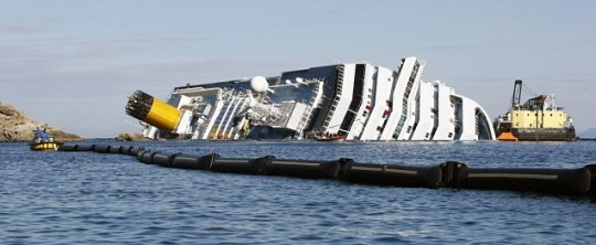 Passengers that escaped the Costa Concordia unharmed have been offered £9,000 each in compensation