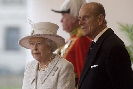 Queen, Duke of Edinburgh