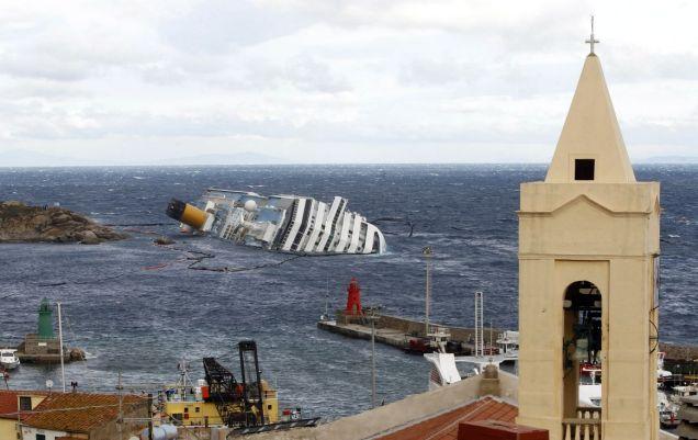 Costa Concordia, Manrico Giampedroni, rescue