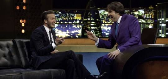Jonathan Ross David Beckham