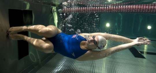 London Olympics 2012 swimming Rebecca Adlington