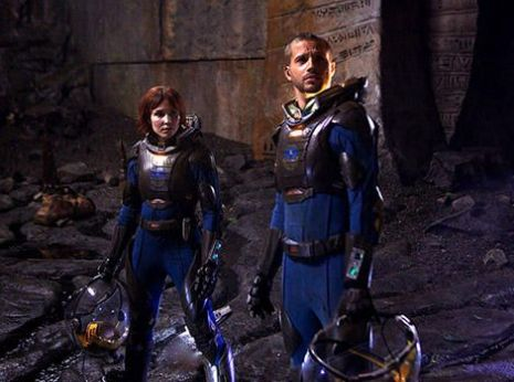 Prometheus, Noomi Rapace, Logan Marshall-Green