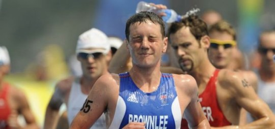 London 2012 Olympics triathlon Alaistair Brownlee