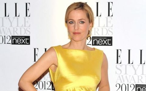 Gillian Anderson wants to be the first female James Bond