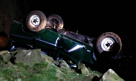 James Thornton Emmerdale Car Crash Left Me Injured For Real Metro