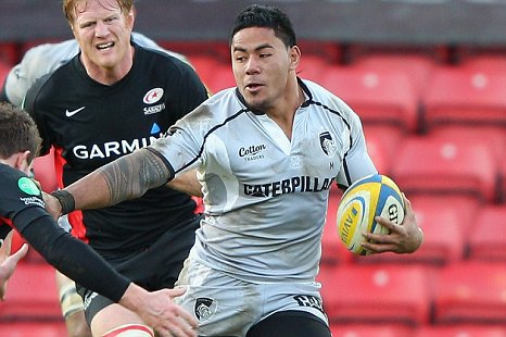 Rugby Union Six Nations England Wales Manu Tuilagi Leicester Stuart Lancaster