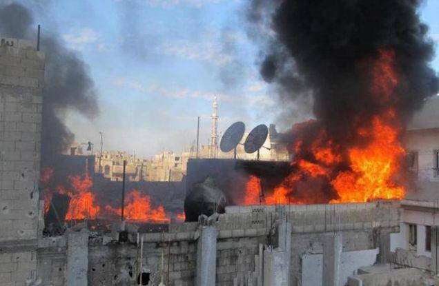 Homs, Syria,