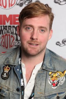 Ricky Wilson is to join the War of the Worlds