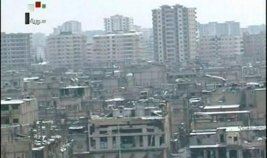 Syria, Baba Amr