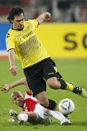 Dortmund's Mats Hummels