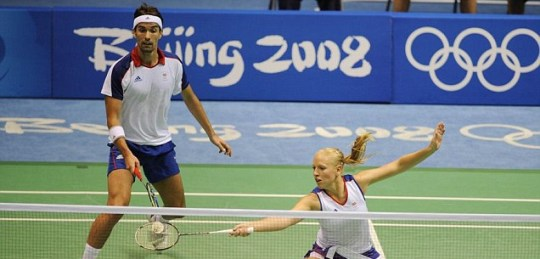 London 2012 Olympics badminton