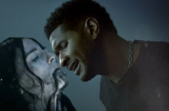 Florence and the Machine, Usher