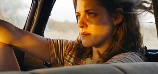 Kristen Stewart On The Road trailer