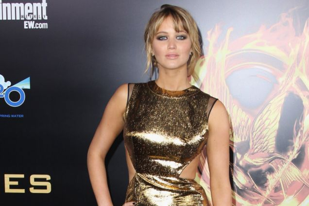 Alleged Nude Photos Of Jennifer Lawrence Leaked  Metro News-6255