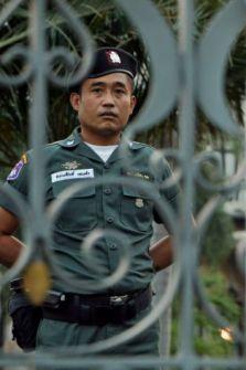 Thai police, Thailand