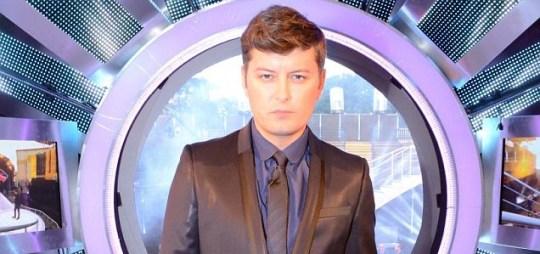 Celebrity Big Brother presenter Brian Dowling
