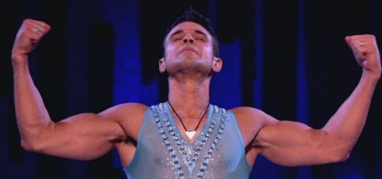 Chico, Dancing On Ice