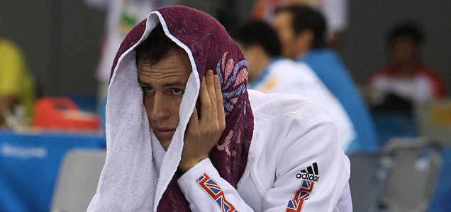 London 2012 Olympics modern pentathlon