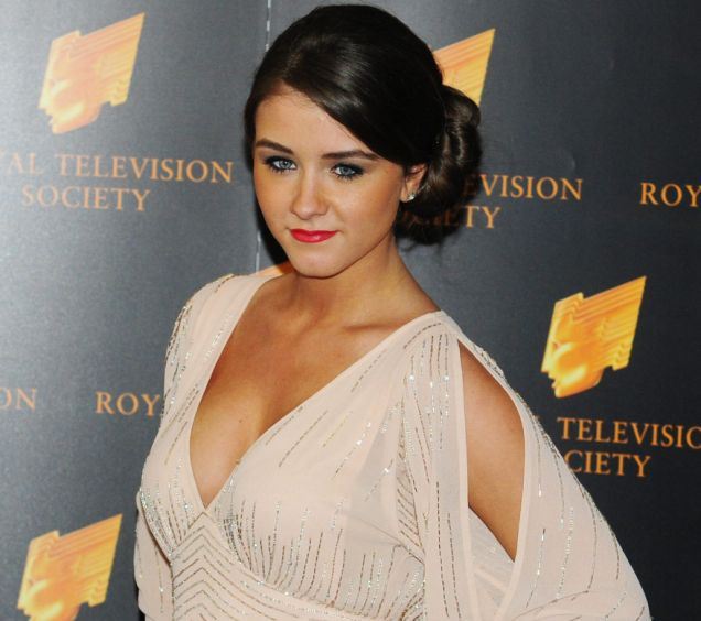 One Direction meets Coronation Street: Brooke Vincent gives low down on what really happened with Niall Horan