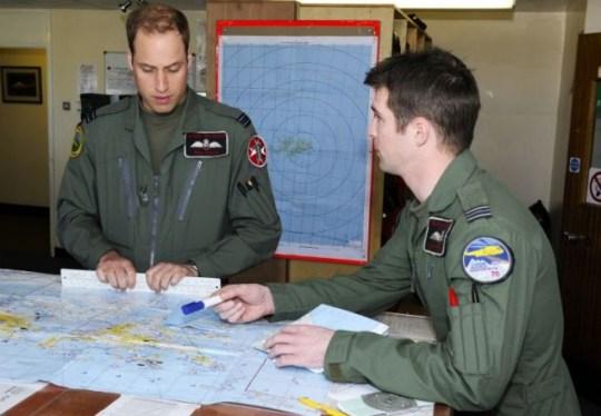 Duke of Cambridge, Falkland Islands, Falklands, Prince William
