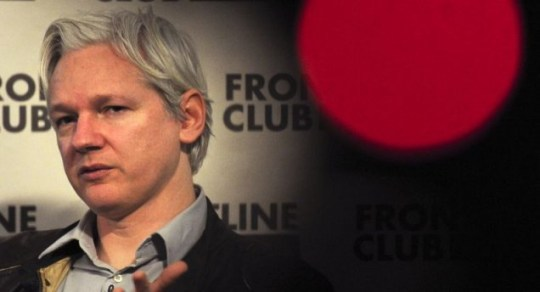 Wikileaks: The Secret Life of a Superpower looked at the worldwide ripples created by Cablegate (Picture: AFP/Getty)