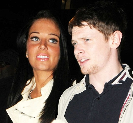 Tulisa, Jack O'Connell