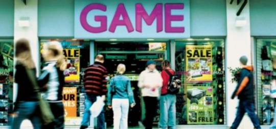 Is this the end for gaming on the High Street?