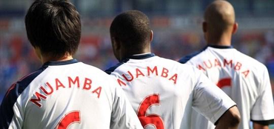 Football premier League Bolton Fabrice Muamba