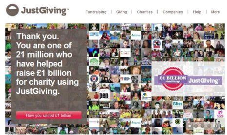JustGiving.com