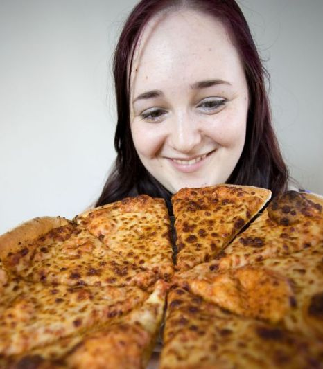 Variety isn't slice of life for Sophie after eight years eating just pizza | Metro News