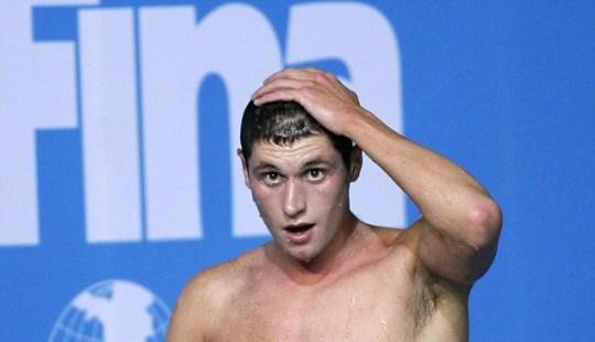London 2012 Olympics swimming