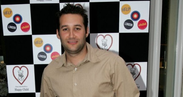 WENTWORTH, UNITED KINGDOM - SEPTEMBER 09:  Dane Bowers poses at the celebrity golf photocall as part of The Mean Fomhair at Wentworth Golf Club on September 9, 2005 in Surrey, England. The event culminates in The Mean Fomhair Autumn Ball this evening, all in aid of Capital Radio's Help a London Child and British Airways' Happy Child.  (Photo by Gareth Cattermole/Getty Images) *** Local Caption *** Dane Bowers
