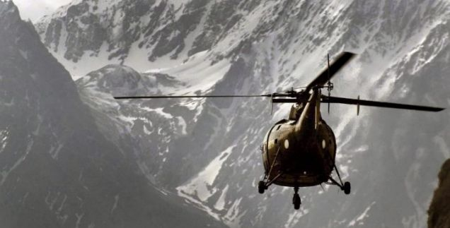 Pakistan, Siachen Glacier, Kashmir