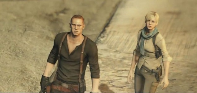 Resident Evil 6 – you'll never guess who this guy's dad is